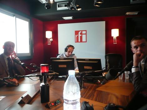 Journalistes de RFI