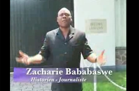 Zacharie Bababaswe