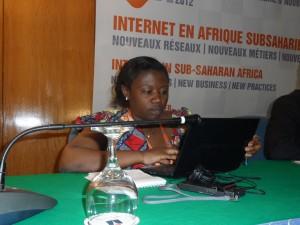 Une forte délégation congolaise au colloque sur «Internet en Afrique Subsaharienne » à Abidjan dans News sam_23781-300x225